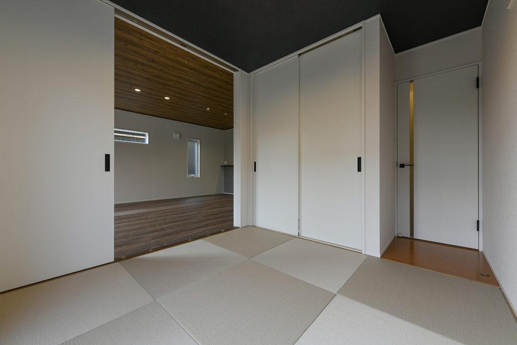 施工例 畳 和室 川上建設