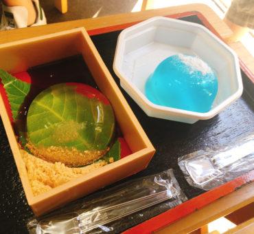 福水 水島 倉敷 ブログ 和菓子
